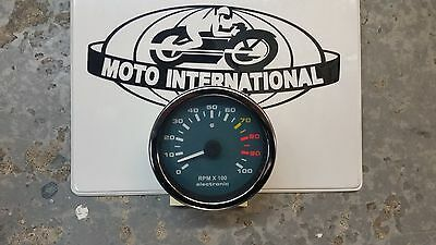 Moto Guzzi California Tachometer for Carbureted Bikes - GU29767240