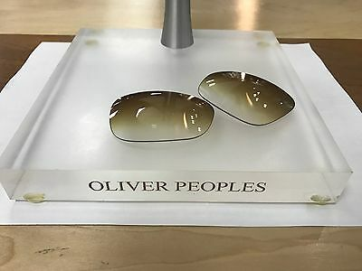 Oliver Peoples Athena Replacement Lenses Amber Fade