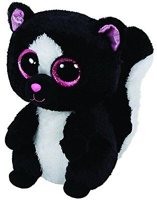 Flora The Skunk Ty Beanie Boos  Brand New