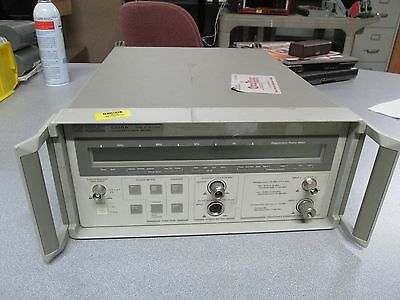 HP / Agilent 5348A, Microwave Counter / Power Meter Opt. 011