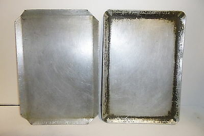 QUIZNOS BAKING TRAY METALWARE CORP  lot 10 pcs
