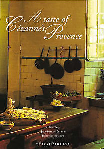 A taste of Cezanne's Provence - post card book 32 pages (gorgeous photos)
