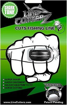 Line Cutterz Ring Quick Fishing Sewing Thread Cutting Solution