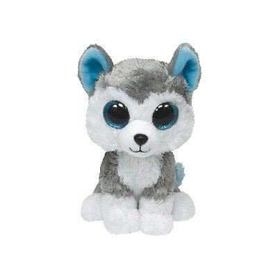 Slush The Husky Dog  Ty Beanie Boos  Brand New