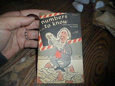 Vintage Numbers To Know Guide To Weight Marine Midland Trust Company