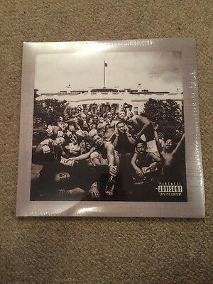 Kendrick Lamar - To Pimp A Butterfly - 2 x Vinyl LP *NEW & SEALED*
