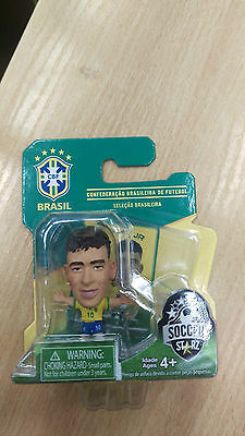 Neymar figure statue from PES 2016 toy gift new&sealed free P&P