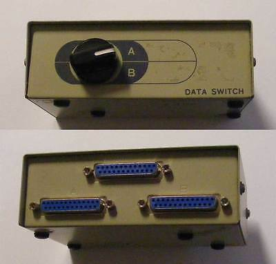 Data switch con n. 2 uscite parallele