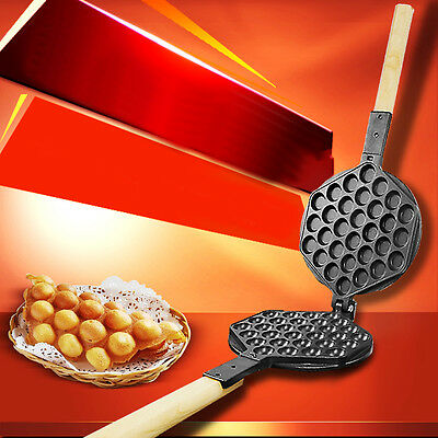 Beyond QQ Egg Bread Mold Non Stick Pan Home Cake For Waffle Maker Machine M99G