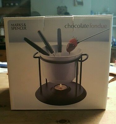 Marks and Spencer Fondue Set Brand new in box
