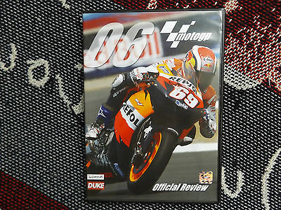 Moto Gp World Championship 2006 Official Review - Region 0 Dvd
