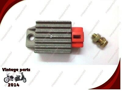 NEW ROYAL ENFIELD BULLET 12.8v SWISS RECTIFIER SPARE
