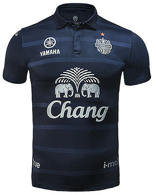 Authentic New 2017 Buriram United Thailand Football Soccer League Jersey Shirt