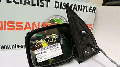 NISSAN X TRAIL T31 Mk2 Left Front Door wing Mirror Electrical and Heated