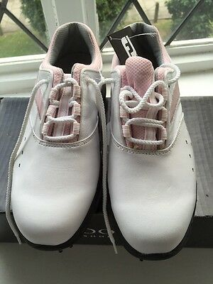 New Footjoy Ladies Golf Shoes Size 4