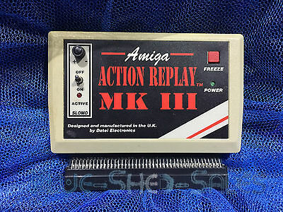 Amiga Action Replay MK3 for the Amiga - SUPER RARE