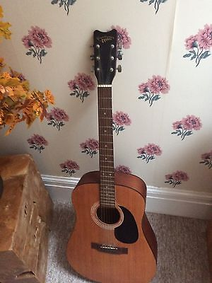 Vintage 70s Countryman Acustic Guitar From Hohner