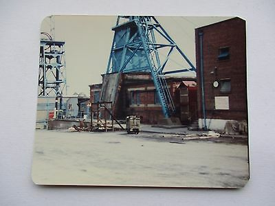 """DONISTHORPE COLLIERY - 1970's 5"""" X 4"""" PHOTO"""