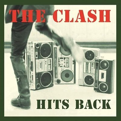 THE CLASH ~ HITS BACK ~ 3 X 180grm AUDIOPHILE VINYL LP ~ POSTER ~ *NEW/SEALED*