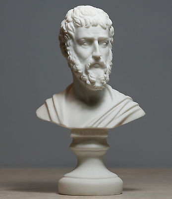 Sophocles Greek Ancient Writer Playwright Handmade Bust Head Statue Sculpture 6