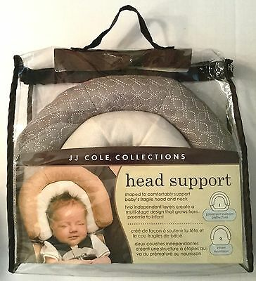 """JJ Cole Collections Head Support    """"Graphite""""      *NEW*"""