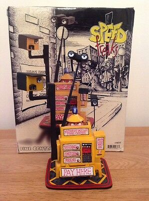 Speed Freaks Fine Centre 04637 Traffic Warden Country Artists - Boxed