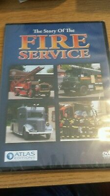 Atlas Editions - The Story Of The Fire Service Dvd