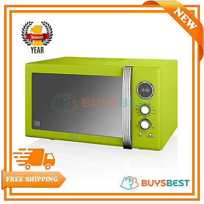 Swan Retro Digital Combination Microwave With Convection Oven & Gril - SM22080LN