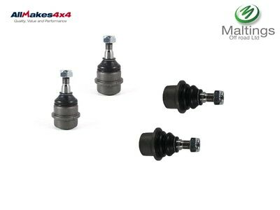 Landrover Discovery 2 Ball Joints TD5 Top and Bottom Ball Joints FTC3570 FTC3571