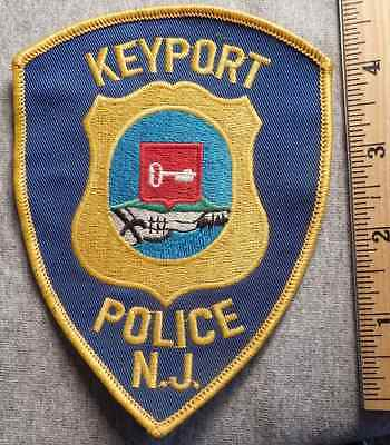 Keyport New Jersey Police Patch (Highway Patrol, Sheriff, State)