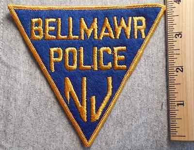 Bellmawr New Jersey Police Patch (Highway Patrol, Sheriff, State)