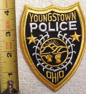 Youngstown Ohio Police Patch (Highway Patrol, Ems, Fire, State Police)
