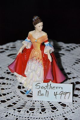 Royal Doulton Figurine Petite - Southern Belle (Red) HN 4997