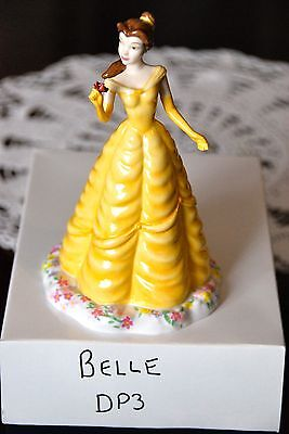 Royal Doulton Figurine - Modern Princesses - Belle  - Beauty and the Beast