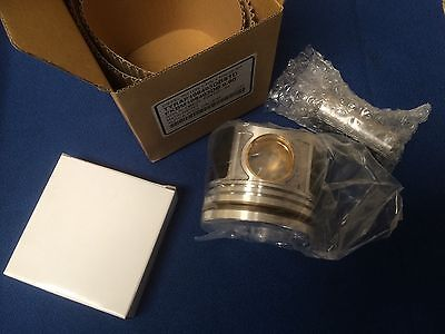 New Set Of 4 Piston Replacement Kit Mercedes Sprinter OM646.986 88mm