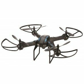 Drone Quadcopter Radio Control 2.4 GHZ with Camera & 4GB SD Card Large