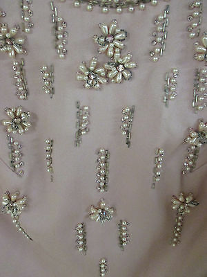 VINTAGE 1960s RHINESTONE & BEADS FOR CRAFTING