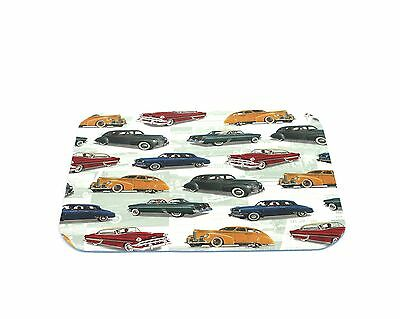Mousepad-Oldtimer-handmade-Mouse Pad-Mauspads-Ablage-Untersetzer