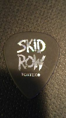 Skid Row guitar pick
