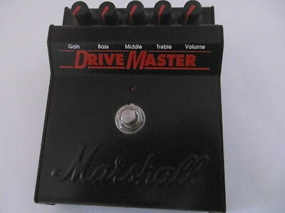 Marshall Drive Master Guitar Effects Pedal