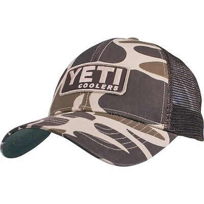 YETI Custom Camo Hat with Patch-Multicam-One Size