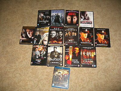 job lot collection of dvd's x15