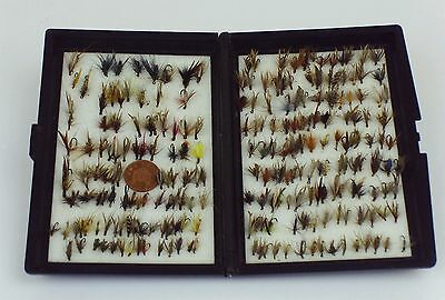 Over 220 Vintage Scottish Trout Wet Flies Fly Fishing Traditional Patterns