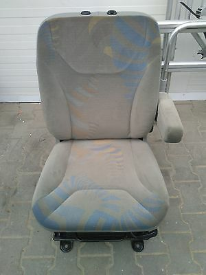 Driver Seat Trafic Vivaro Primastar Perfect Armrest Air Bag