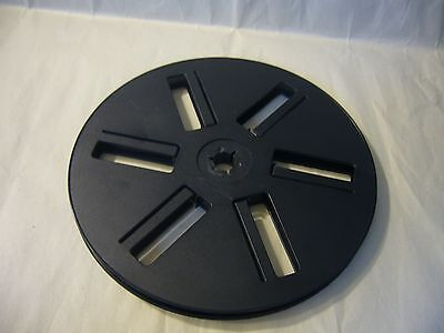 "Vintage 7"" Film Projector Take-up Reel"