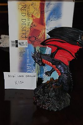 Land of Dragons Collection Lava Dragon (K156)