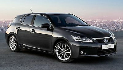 "Remote Start for Lexus CT 200h 2011-2015 ""Push-To-Start"" Models PLUS T-Harness"