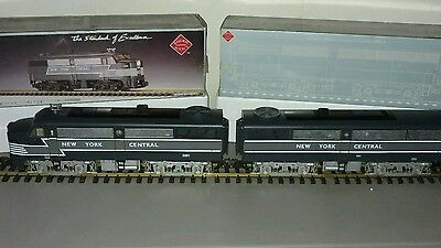ARISTOCRAFT g 22001 & 22051 ALCO FA-1 FB-1 DIESEL LOCOMOTIVES NEW YORK CENTRAL