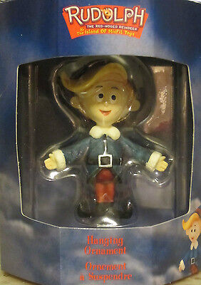 *Hermey Herbie  Ornament Rudolph Island of Misfit Toys  Rare