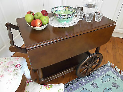 Tea Trolley Traymobile Table Furniture Exceptional piece